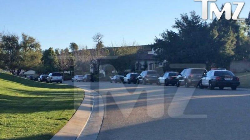 Deputies Search Justin Bieber's House After Egging, Lil Za Arrested