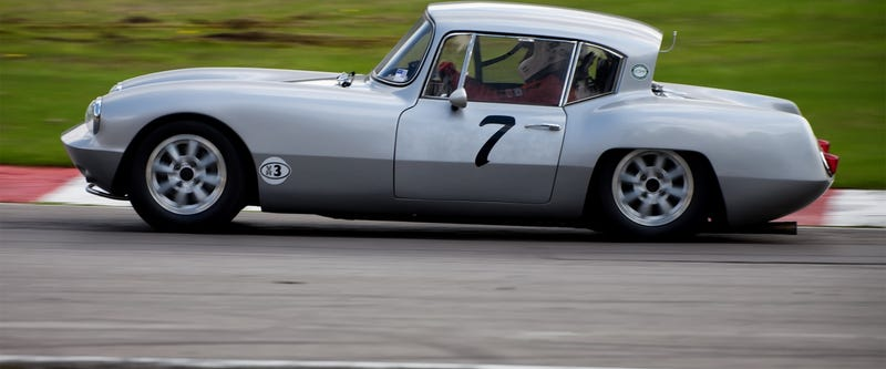 The Elva Courier Coupe Is Our New Favourite British Fibreglass Track Car
