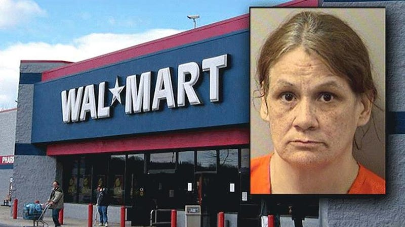 Woman Arrested After Dog Dies in Hot Car During 13-Hour Walmart Trip