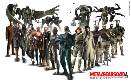 Hirai: MGS 4 Moved Eight Times More PS3s In Release Week