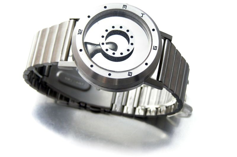 This Liquid Metal Watch Looks Like It Was Designed by a Terminator