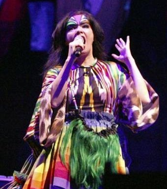 Tibet Will Pay For Taking Orders From Bjork!