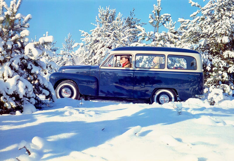 The Volvo Wagon Turns 60