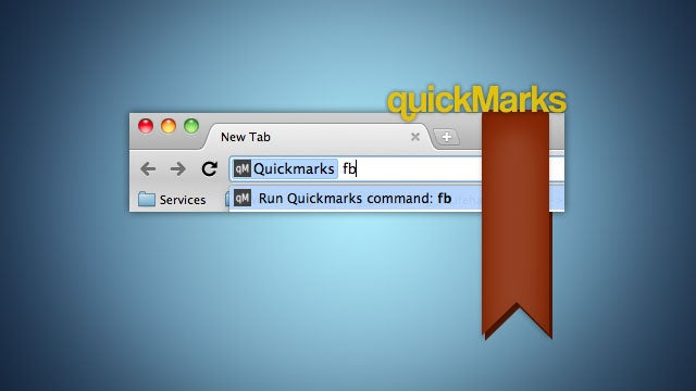 Quickmarks Adds Bookmark Shortcuts to the Chrome Omnibar