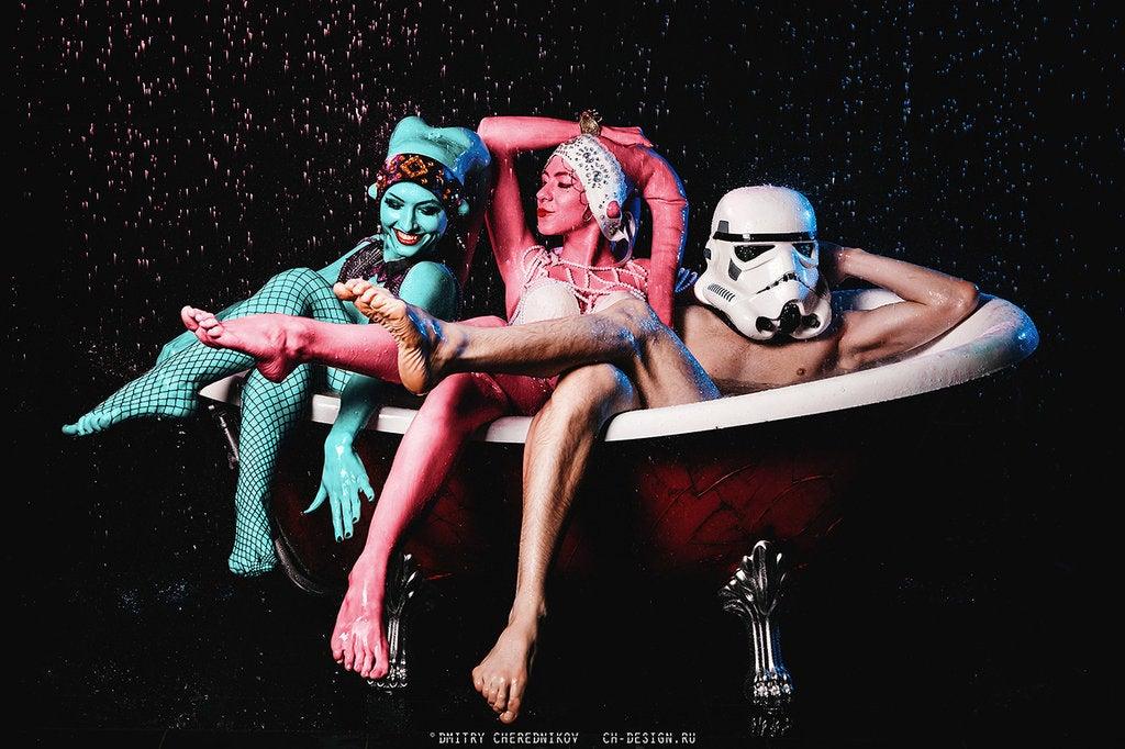 Erotic Adventures In Star Wars Cosplay