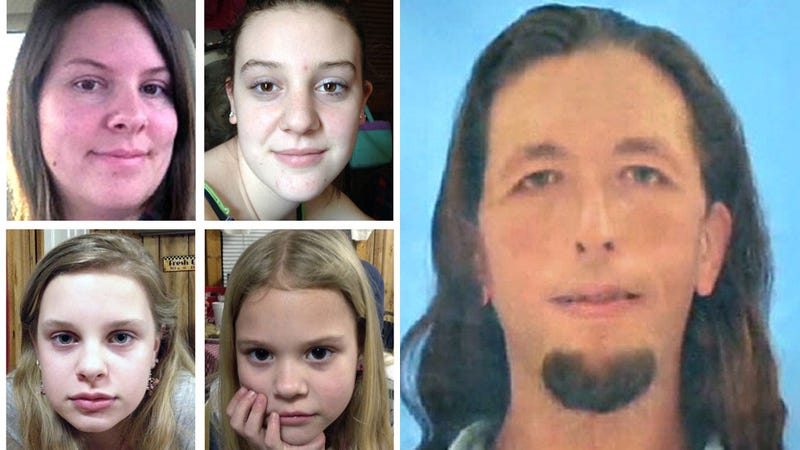 Two Kidnapped Girls Found Safe After Their Mother and Sister Were Murdered
