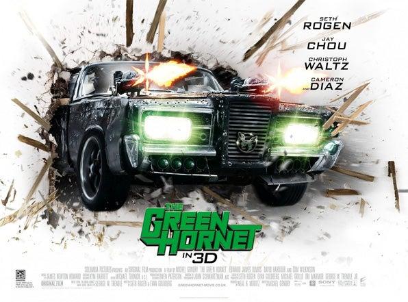 Green Hornet banner