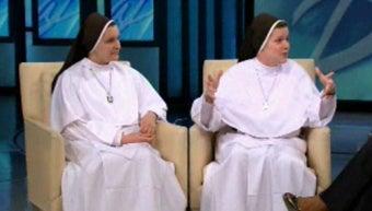 Oprah: Nuns Talk Sex