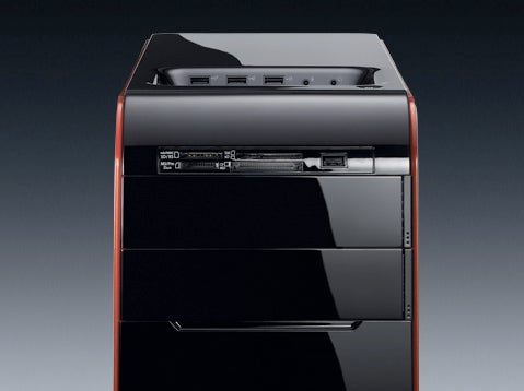 Dell Studio XPS 435 Looks Like Young Darth Vader's PC