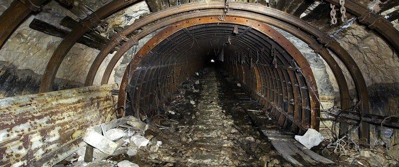 Stalin's Best Kept Secret: The Moscow Underground Metro 2