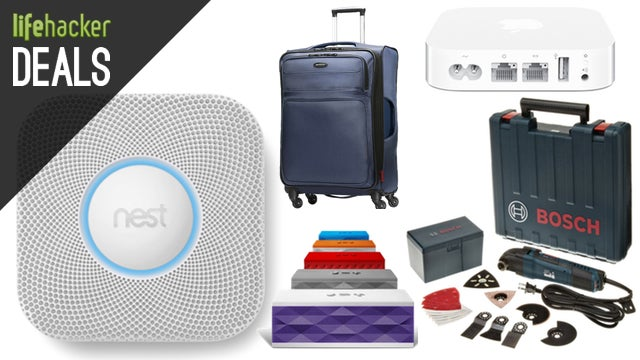 Deals: Nest Protect $99, Oscillating Tool Set, Polarized Sunglasses