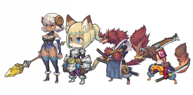 Maybe You Won't Hate Breath Of Fire 6 So Much
