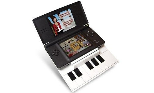 Nintendo DS Piano Attachment Now Lets You 'Hone' Your 'Musical Chops'