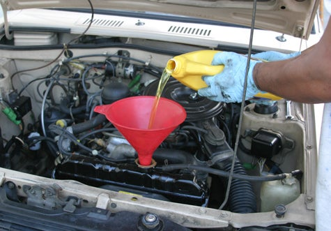 And You Will Know Us by the Trail of Parts: Replace a Radiator or Heater Hose