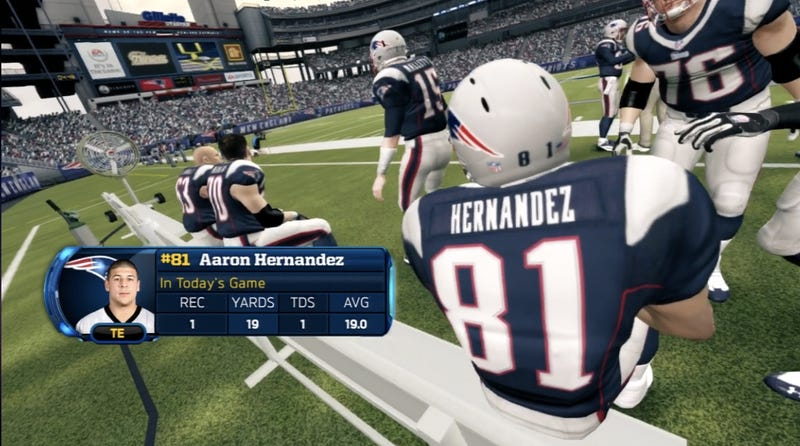 Who Wants to Play As an Accused Murderer in Madden?