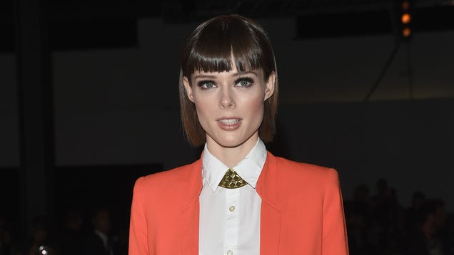 "Coco Rocha Hates It When People Talk About ""Real Women"""