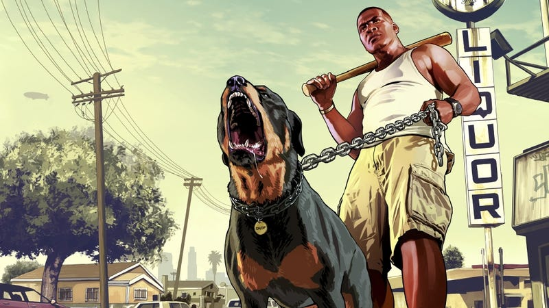 The Actors Behind GTA's C.J. and Franklin Are Teaming Up—but for What?