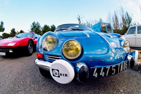 Let the Alpine Play: The A110