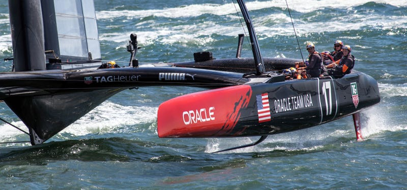 America's Cup Final Preview