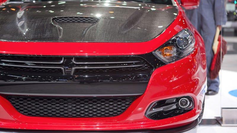 Dodge Dart GTS 210 Tribute: MOAR MOPAR