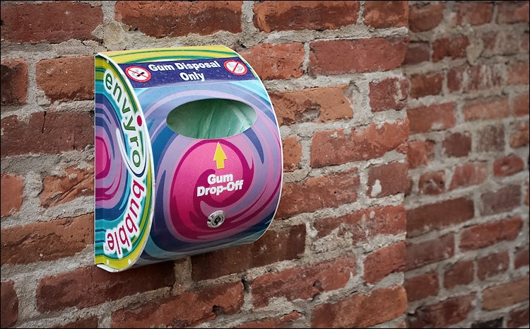 Non-Stick Chewing Gum Invented by British Scientist