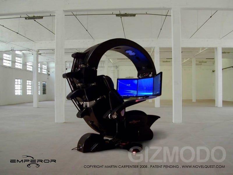 Emperor Workstation Priced at $40,000