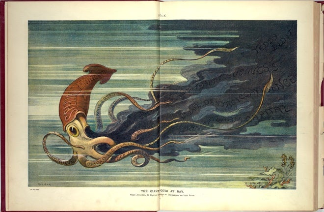 Why the Giant Squid Should Be the Ocean's Mascot