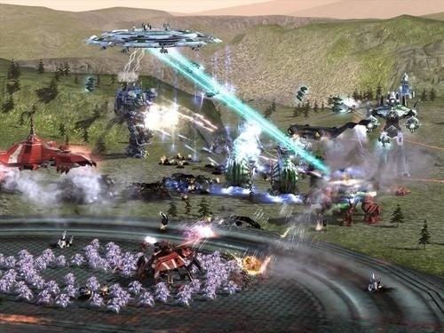 Supreme Commander 2 Gets Steam Achievements, DRM