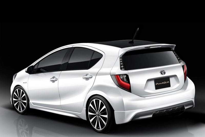 The Toyota PremiAqua