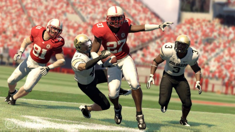 Real Names in Games Mean More Money for the NCAA, Executive Argued