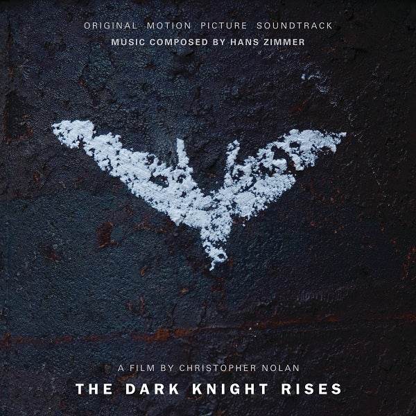 The Dark Knight Rises OST Cover