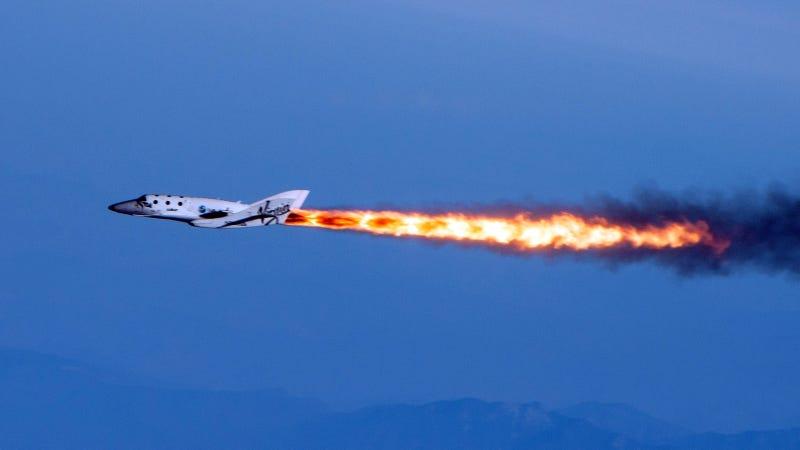 Google, en negociaciones para adquirir una parte de Virgin Galactic
