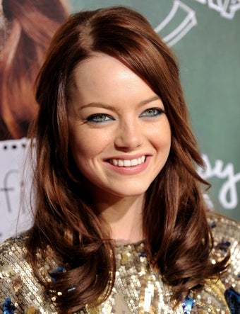 Emma Stone Is Your New Mary Jane Watson