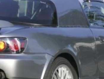 Spy Photos: Honda NSX Mule?