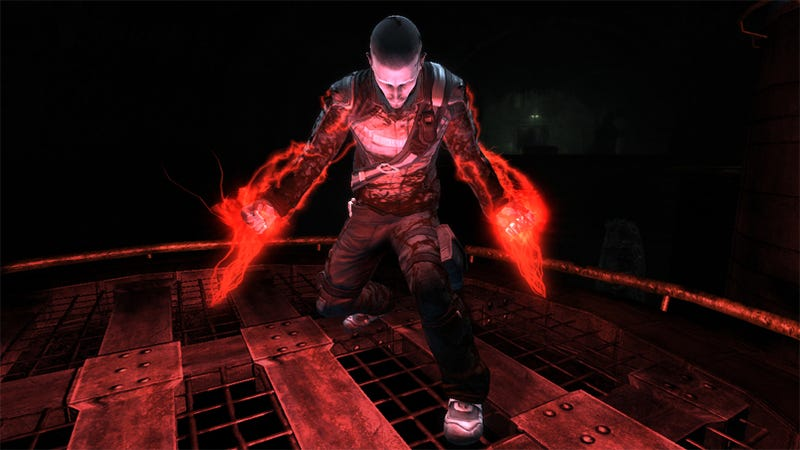 Infamous Gets Pushed Up With Pre-Order Goodies