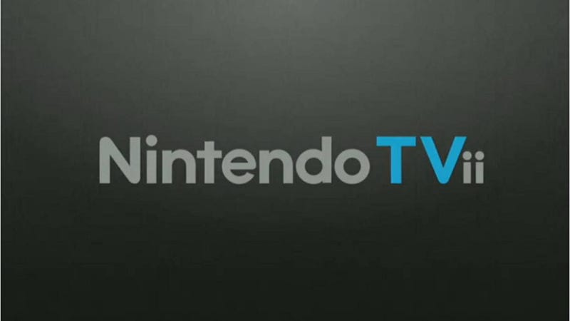 Nintendo's TVii Finally Launches Tomorrow, but Lacks Some Features