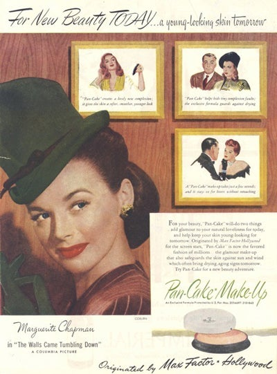 Max Factor Going To The Big Medicine Cabinet In The Sky
