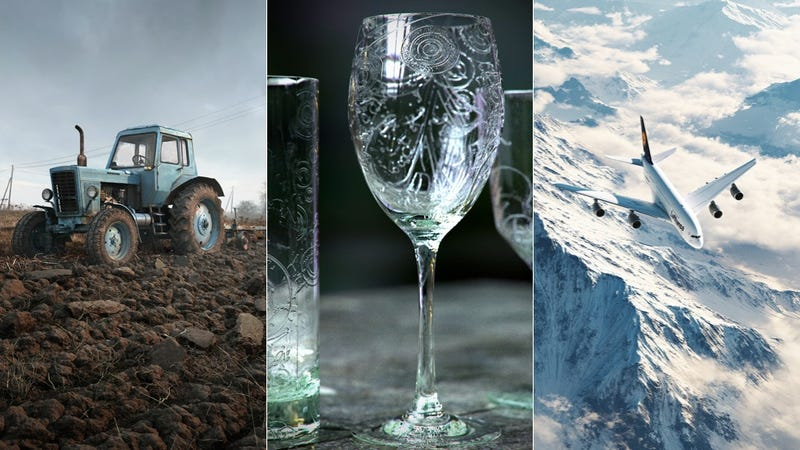 You Won't Believe These Images Are Just Renders