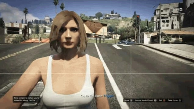 A Warm Welcome To The Playable Ladies Of Grand Theft Auto Online