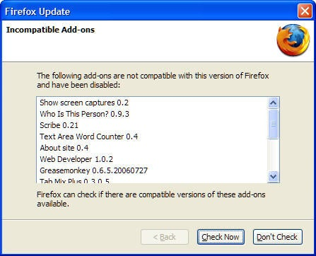 Early Adopter Download of the Day: Firefox 2.0 RC 1 (All platforms)