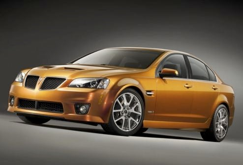 2009 Pontiac G8 GT Stuck With Slushbox
