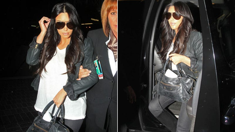Celebrity Con Artist Kim Kardashian Flees for Australia