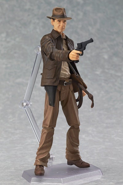 An Indiana Jones Action Figure For The 21st Century