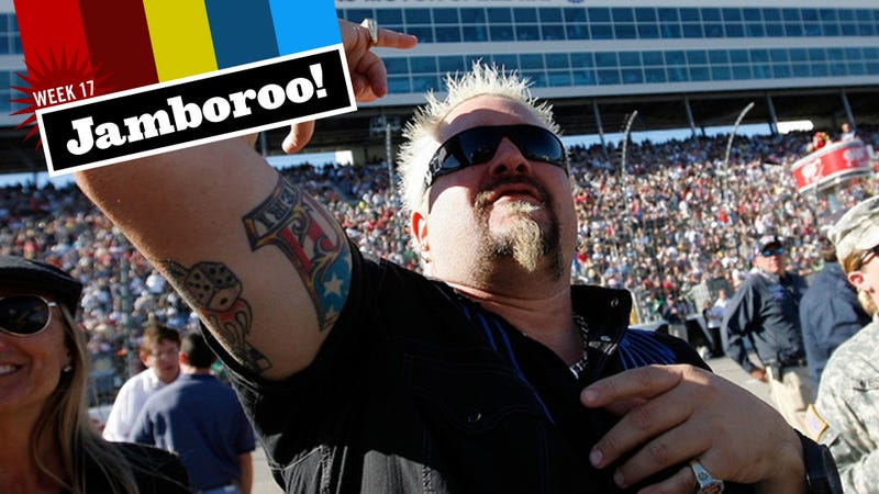 It's Not OK To Be Shitty: Guy Fieri, BuzzFeed, And The Tyranny Of Stupid Popular Things
