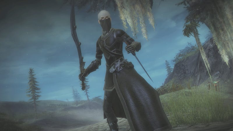 A New Guild Wars 2 Class Emerges From The Shadows
