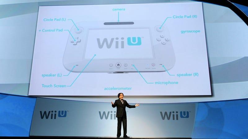 The Mysterious Nintendo Wii U Launch Window Narrows