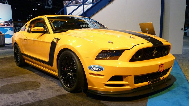2013 Boss 302SX: Why are people still driving M3s?