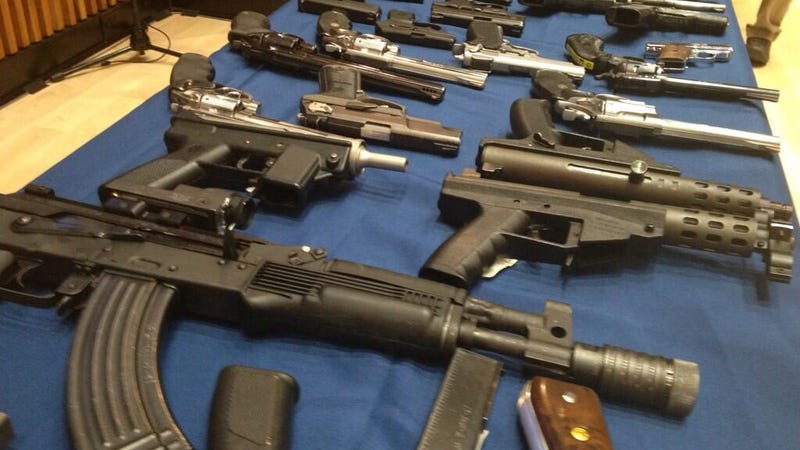 Idiot Criminal's YouTube Vids Lead to Biggest Gun Bust in NYC History