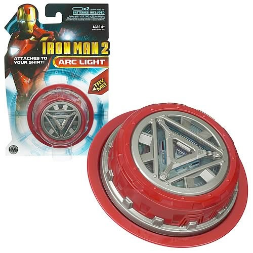 Power the Electromagnet In Your Heart With the Iron Man 2 Arc Reactor