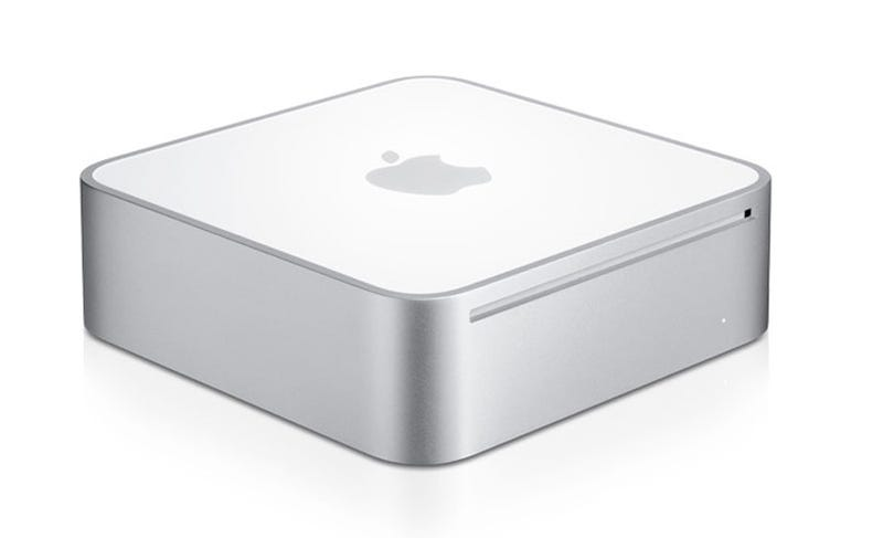 With a Straight Face, Apple Charges $200 for 1GB of RAM, 200GB of HD Space in New Mac Minis